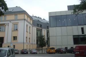 Akademia Sztuk Pięknych w Warszawie ma nowy budynek projektu JEMS architekci