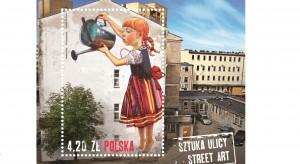 """Mural """"Dziewczynka z konewką"""" pod ochroną konserwatorską"""
