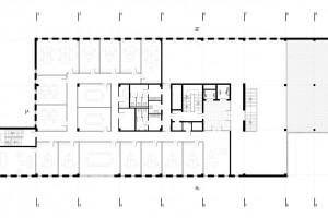 Niezwykły projekt budynku stworzony przez pracownię 22Architekci