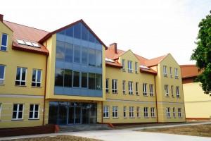 Stary budynek z 1925 r. zmienił się w nowoczesny i funkcjonalny obiekt