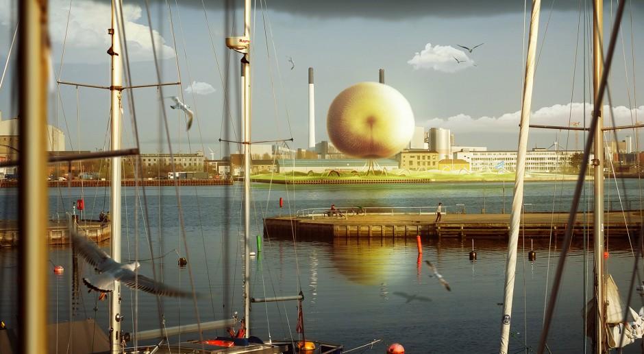 Projekt instalacji miejskiej produkującej energię odnawialną