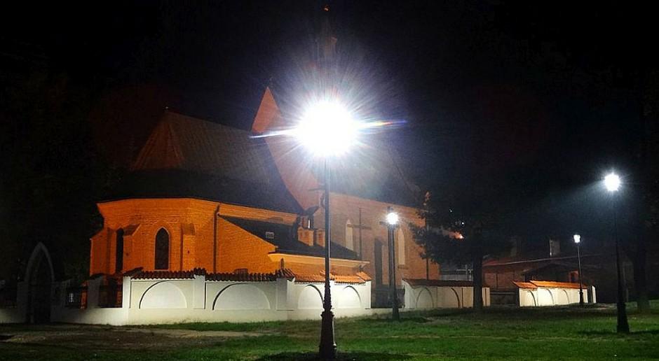 Radom wybiera lampy typu LED
