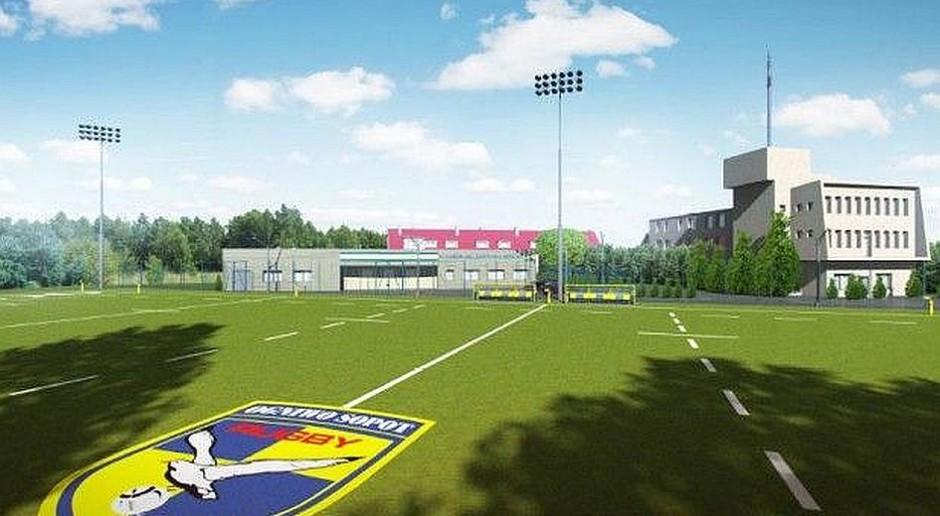 Rozbudują zaprojektowany przez Ekobud stadion rugby