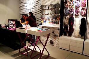 Dzięki KDesign Architekci w Pretty Shop kobiety poczują się swobodnie