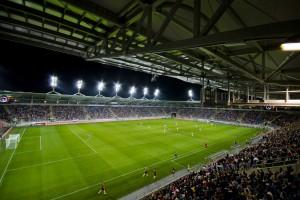 Zobacz zdjęcia z oficjalnego sportowego otwarcia Arena Lublin