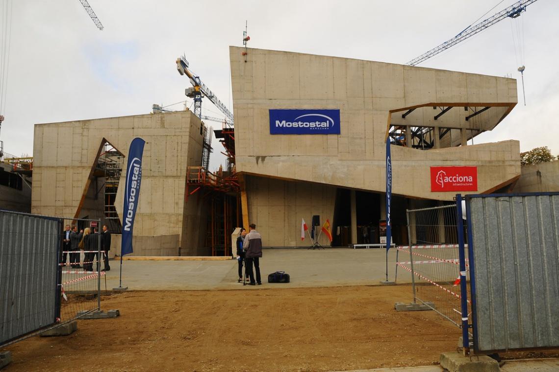 Najnowsze wieści z budowy CKK Jordanki