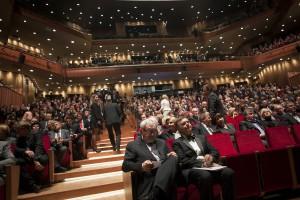 Zobacz zdjęcia z inauguracji Centrum Kongresowego ICE Kraków