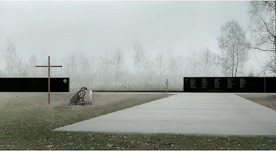 Rosja chce zmniejszenia pomnika w Smoleńsku o ponad połowę