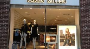 Polska firma zrewitalizowała witrynę dla Karen Millen w Sztokholmie