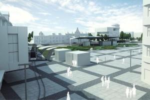 Rozstrzygnięto konkurs na projekt rynku w Chorzowie