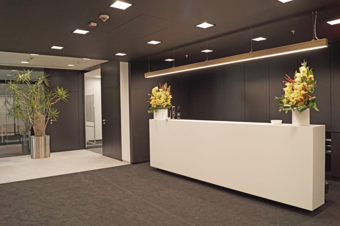 Kuryłowicz & Associates zaprojektowali nowe biuro Liebrecht & wooD