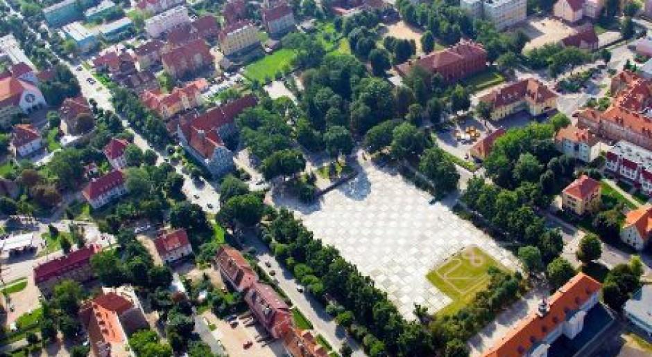 Kto zaprojektuje nową koncepcję Placu Piłsudskiego w Giżycku?