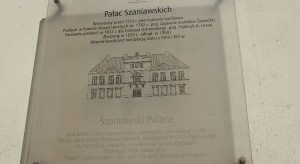 Warszawa: Klasycystyczny Pałac Szaniawskich na sprzedaż