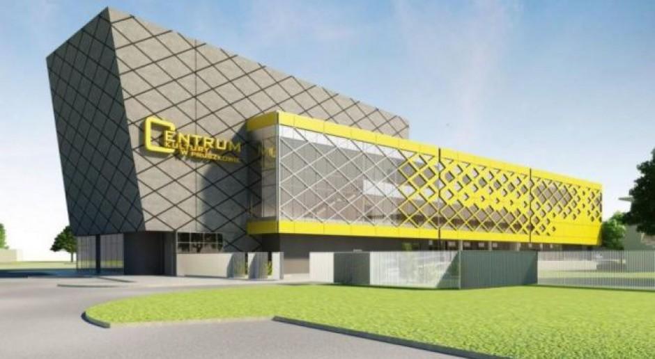 Kontrapunkt V-Projekt zaprojektowało centrum kulturalne w Pruszkowie
