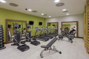 Zobacz wnętrza hotelu Hampton by Hilton Warsaw City Centre