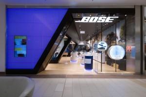 Salon Bose w nowej odsłonie, dzięki współpracy Otomi i Forbis Group