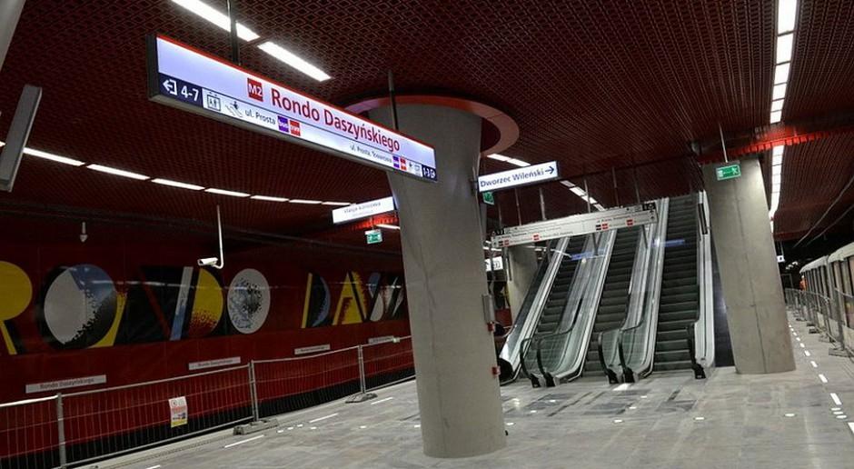Wszystkie pozwolenia na użytkowanie II linii metra wydane