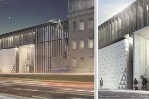 Konkurs na nową siedzibę Rady Miasta Białystok wygrało Zetta Atelier