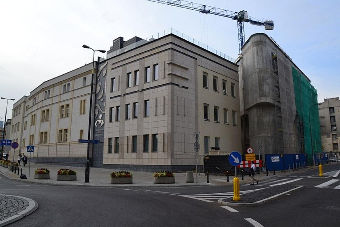 Warszawski Szpital dla Dzieci z aktem erekcyjnym