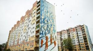 Największy mural w Europie powstał w Łodzi