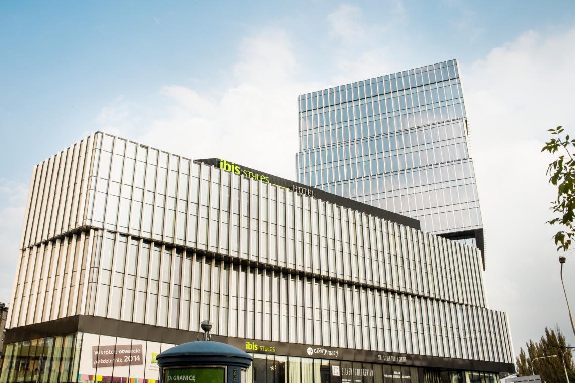 Silver Tower Center projektu Maćków Pracownia Projektowa otwarty