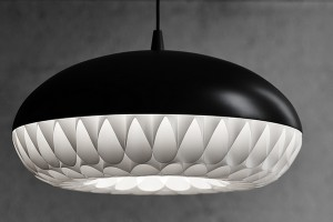 Ciekawy projekt lampy Aeon Rocket marki Lightyears