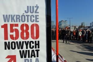 Warszawa: przełomowa i największa polska inwestycja w meble miejskie