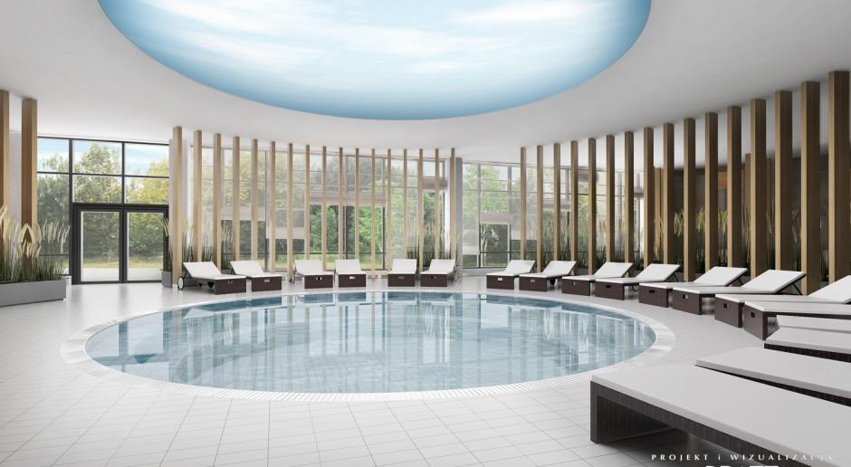 Na starcie rozbudowa Aquaparku Fala według projektu Draft