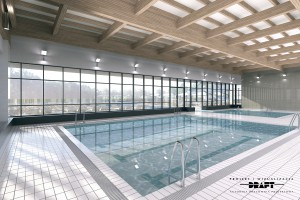 Tak będzie wyglądał Aquapark Fala w Łodzi