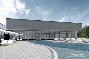 Aquapark Fala w Łodzi zmodernizują według koncepcji pracowni DRAFT