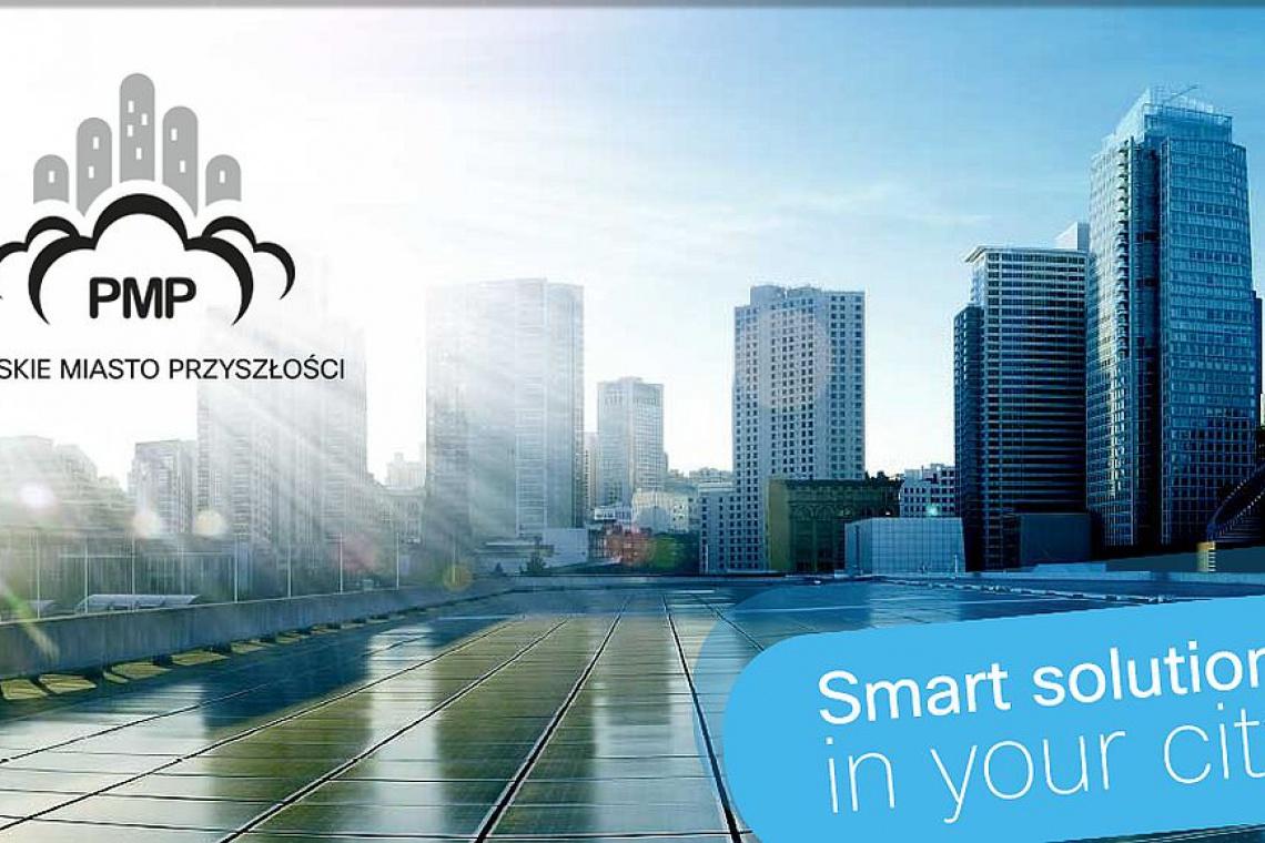 Polskie Miasto Przyszłości - platforma inteligentnych rozwiązań