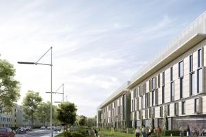 Powstanie centrum handlowe Wilanów Park - spod kreski BEG Ingenierie
