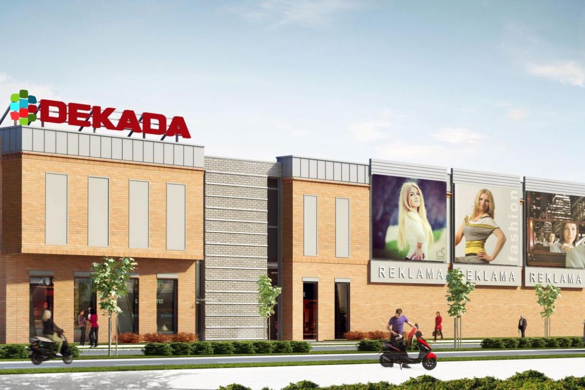 Co nowego na budowie Dekady w Malborku