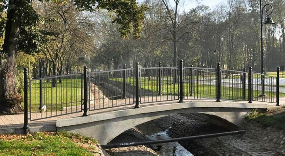 Zobacz jak zrewitalizowano park Leśniczówka w Radomiu