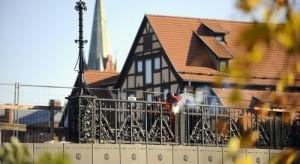 Stylowe balustrady na bydgoskich mostach