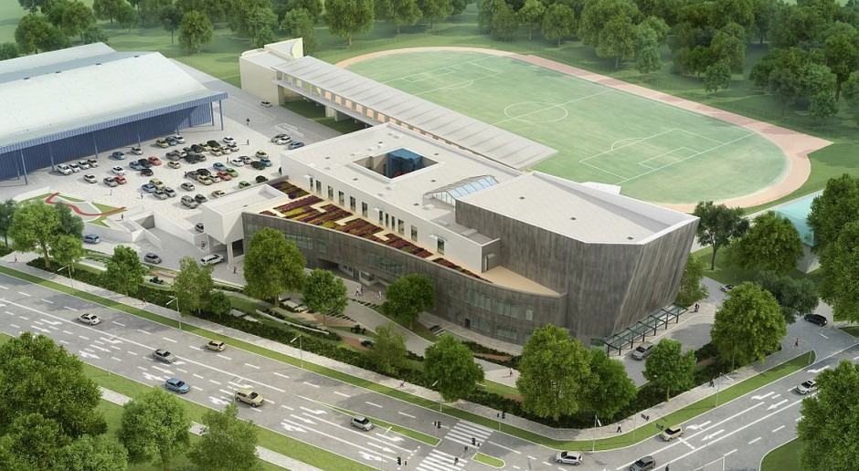 Centrum Dziedzictwa Kulturowego według Kontrapunkt V-Projekt zbuduje Strabag