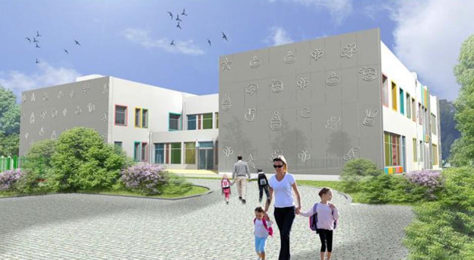 PIK zaprojektował, a Budrox buduje przedszkole w Płocku
