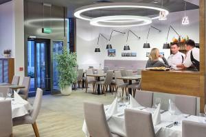 Włoski charakter restauracji Trattoria Murano projektu Pik Studio