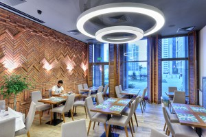 Aioli, Belvedere czy Bierhalle - w tych restauracjach jest naprawdę designersko