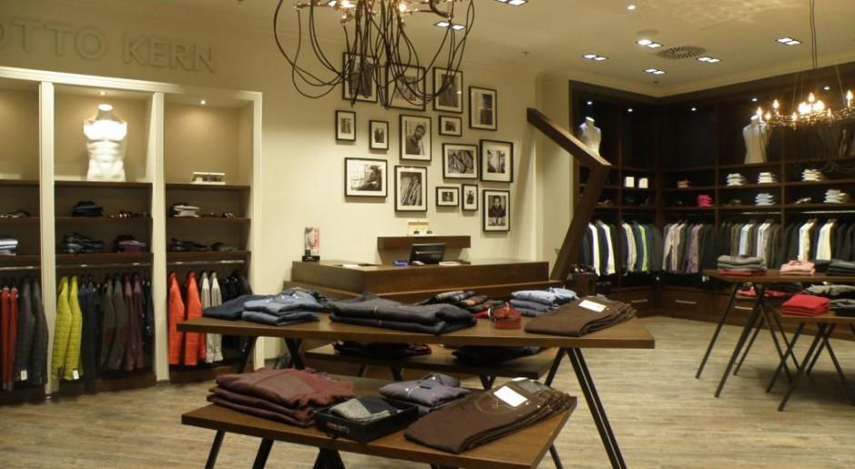 Salon Pierre Cardin większy i w nowej aranżacji