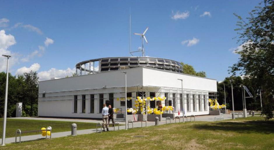 Ekolaur dla Bydgoszczy za budynek pasywny - Centrum Demonstracyjne OZE