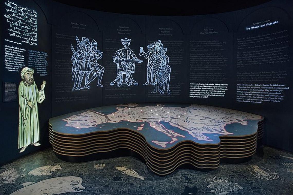 Zobacz jak powstawała wystawa stała Muzeum Historii Żydów Polskich
