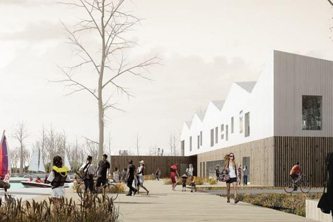 SARP ogłosił wyniki konkursu na koncepcję plaży miejskiej w Giżycku