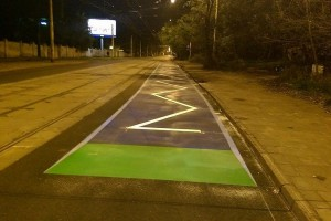 Pierwszy przystanek 3D w Szczecinie