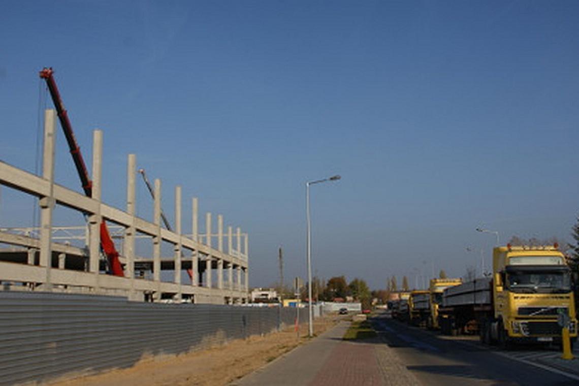 Co nowego słychać na budowie IKEA Bydgoszcz
