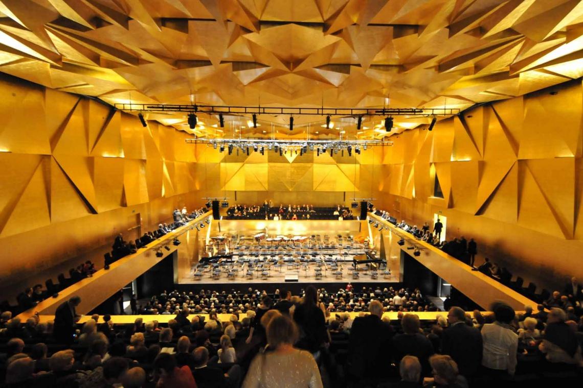 Zobacz piękne wnętrza Filharmonii im. M. Karłowicza w Szczecinie