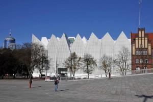 Filharmonia w Szczecinie zdobywcą nagrody im. Miesa van der Rohe 2015
