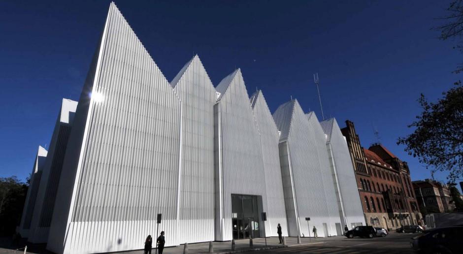 Filharmonia w Szczecinie najlepszym budynkiem Europy