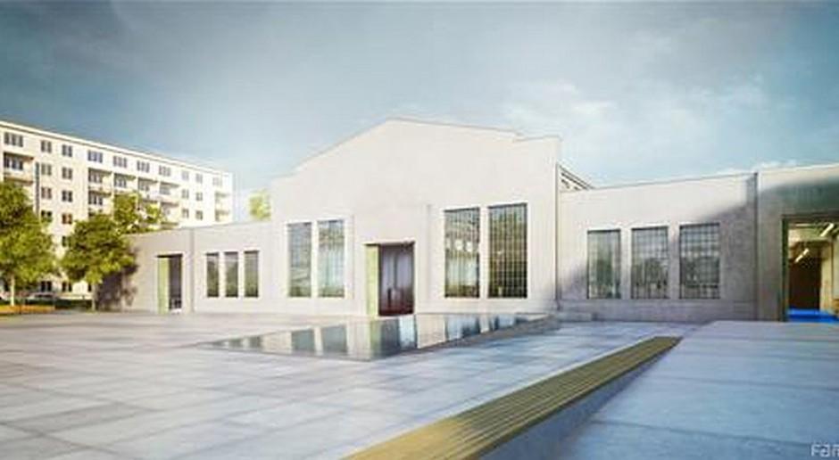 KKM Kozień Architekci zaprojektowali, a Skanska wybuduje Nowy Teatr