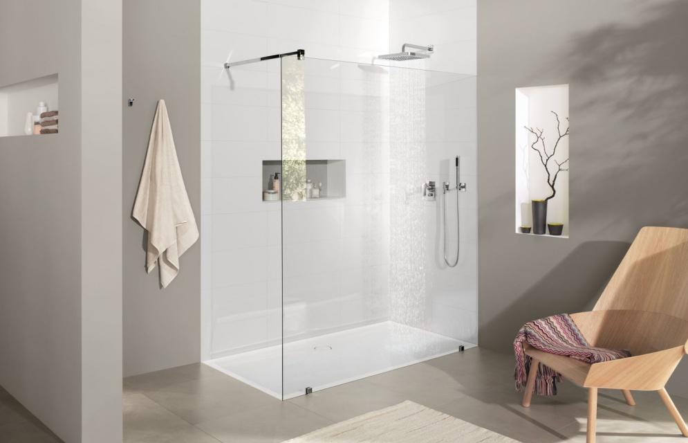 Aranżacja Wnętrz Prysznice Z Super Płytkimi Brodzikami Wyposażenie
